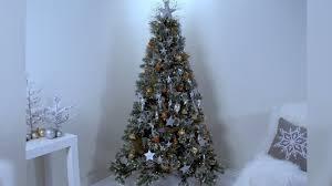 Celestial Stars And Moon Themed Christmas Tree Martha Stewart