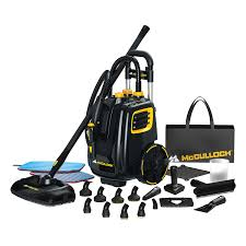 Haan Floor Steamer Wont Turn On by Amazon Com Mcculloch Mc1385 Deluxe Canister Steam System Home