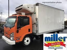 100 Miller Truck Leasing 2014 ISUZU NQR FOR SALE 2867