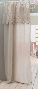 bestickte gardinen vorhänge im romantik stil fürs