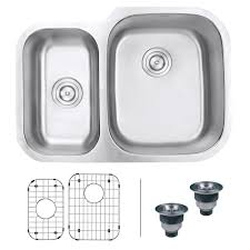 Kohler Strive Sink 29 by 28 5 Undermount Kitchen Sinks Kitchen Sinks The Home Depot
