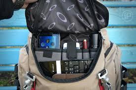 Oakley Bags Kitchen Sink Backpack by Kitchen Sink Backpack Grey Fossil Medium Pocket Oakley Bag Black