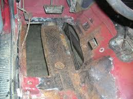 sija view topic floor pan repair xj