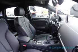 interieur audi a3 s line 2015 audi s3 sedan drive slashgear