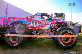 Madusa (truck) | Monster Trucks Wiki | FANDOM Powered By Wikia Monster Jam World Finals 18 Trucks Wiki Fandom Powered Larry Quicks Ghost Ryder Truck Weekly Results Captain Usa Monster Truck Show Youtube Offroad Police Android Apps On Google Play Literally Toyota The New Uuv And Two I Wish They Had More Girly Stuff Have Always By Wikia Trucks At Lucas Oil Stadium