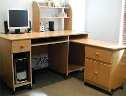 Small White Corner Computer Desk by Corner Desk For Home Office U2013 Netztor Me
