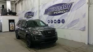 Ford Explorer Captains Chairs Second Row by 2017 Ford Explorer Xlt Sport Appearance W Sunroof Bucket Seats