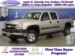 Chevrolet Silverado 2500 For Sale In Denver, CO 80201 - Autotrader