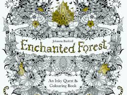 Enchanted Forest Available In Korean And English Version