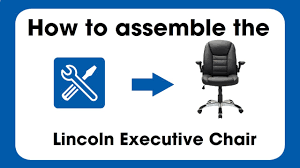 Serta Executive Chair Manual by Lincoln Medium Back Executive Chair Assembly Instructions Youtube