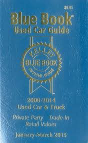 Kelley Blue Book Used Car Guide: January-March 2015 (Kelley Blue ...