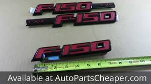 2012-2013 F-150 F150 OEM Genuine Ford Parts RED Appearance FX4 ... Ford F350 Super Duty Oem Parts Accsories Waldorf F250 Color Matched Some Oem Parts Raptor Forum F150 Forums 571967 Truck Manuals On Cd Detroit Iron Pickup Starter Motor Best Heavy Oem Diagram Wiring Library 1996 Ford Supercab East Coast Auto Salvage Fordpartsunlimited 9907 9703 Tailgate Tail Gate Pair 2018 Led Headlights The Hid Factory