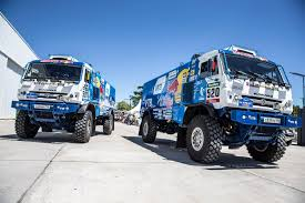 100 Redbull Truck Nine Facts About The KAMAZ Master Team