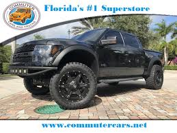 Used 2012 Ford F-150 SVT Raptor 4X4 Truck For Sale Ft. Pierce FL ... 2018 Ford F150 Raptor Supercab 450hp Trophy Truck Lookalike 2017 First Test Review Offroad Super For Sale In Ohio Mike Bass These Americanmade Pickups Are Shipping Off To China How Much Might The Ranger Cost Us The Drive 2019 Pickup Hennessey Performance Debuted With All New Features Nitto Drivgline Gas Galpin Auto Sports Icon Alpine Rocky Ridge Trucks Unique Sells 3000 Fox News Shelby Youtube