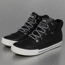British Knights Shoe Sneakers Reckon Pu Profile In Black Women