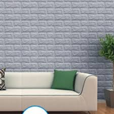 3d Brick Panels Waterproof Self Adhesive Wall Stickers DIY Panel For Home