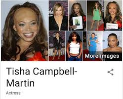 Tisha Campbell Tichina Arnold Halloween by Who Did This To Tisha Campbell Martin Lipstick Alley