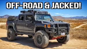 100 Hummer H3 Truck For Sale Totally Modified And Jacked 2009 T Alpha On Everyman Driver