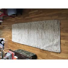 West Elm Paidge Sofa Sleeper by West Elm Wool Runner Rug Aptdeco