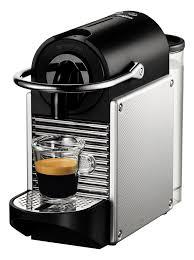 Nespresso Pixie Coffee Machine Aluminium By Magimix Amazoncouk Kitchen Home