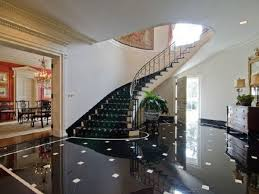 Decorated Marble Floors