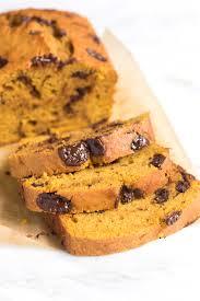 Easy Pumpkin Desserts by Chocolate Orange Pumpkin Bread Recipe
