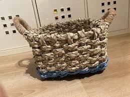 badezimmer depot korb maritim flechtkorb bast hygge bad deko