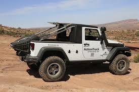 100 Jeep Wrangler Truck Conversion Kit Action JK Unlimited Truck Conversion Kit By Thaler