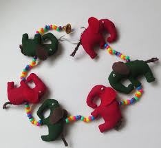 How To Make Wall Hangings At Home With Waste Material Fresh Diy Decor Art Elephants Hanging