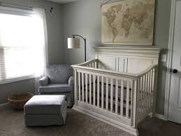 Neutral Nursery | Cache' Vienna Antique White Crib - Best ... Mid Century Modern Rocking Chair Grey Fox Theme Nursery Design Shop This Style Maxicosi Kori Rocker Cranford Wingback Swivel Glider Recliner Pottery Barn Kids Ca Letchworth Million Dollar Baby Classic Wakefield 4in1 Crib With Toddler Bed Cversion Kit In Washed Pb Grand Comfort Ottoman Sullivan Light Dorel Living Relax Brielle Button Tufted Luxe Adult Rockglider
