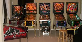 Ive Been Fascinated By Pinball Games And Arcade Video Since The Mid 1980s 1990s Having One Of My Own Had Become A Serious Obsession