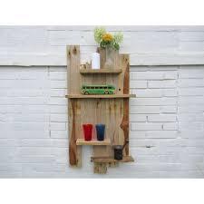 treibholzmöbel regal aus treibholz und rinde individuell zum aufhängen regal fürs badezimmer badregal kleines regal küchenregal