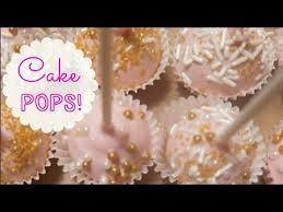 HOW TO MAKE CAKEPOPS
