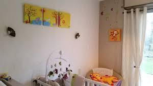chambre enfant savane chambre jungle bebe