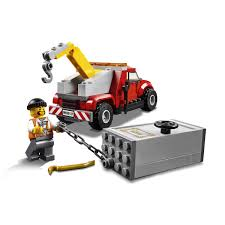LEGO City Police Tow Truck Trouble - 60137 | Kmart