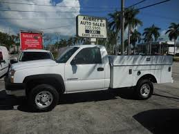 100 Chevy Utility Trucks SILVERADO 2500 Truck Service For Sale
