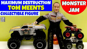 MAXIMUM DESTRUCTION Monster Jam Collectible Figure TOM MEENTS - YouTube Maximum Destruction Monster Truck Toy List Of 2017 Hot Wheels Jam Trucks Wiki Battle Playset Walmart Intended For 1 64 Max D Yellow 2016 New Look Red Includes Rc Remote Control Playtime Morphers Vehicle Jual Stock Baru Monster Jam Maxd Revell Maxd Model Kit Scratch Catchoftheday