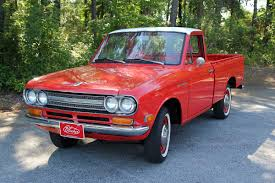 100 1970 Truck Datsun 521 Pickup SOLD Blocker Motors