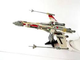 Lego X Wing Stand by Lego 7191 Ucs X Wing Youtube
