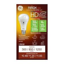 ge 30 70 100w equivalent soft white 2700k high definition a21 3