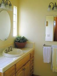 Yellow Gray And Teal Bathroom by Bathrooms Magnificent Yellow And Gray Bathroom Plus Gold