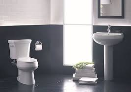 Half Bathroom Theme Ideas by Half Bathroom Tile Ideas Bathroom Half Wall Ideas Bathroom Design