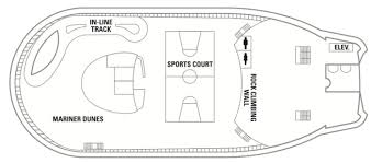 Majesty Of The Seas Deck Plan 10 by Royal Caribbean Mariner Of The Seas Cruises Thomas Cook