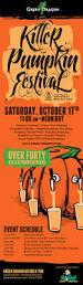Elysian Pumpkin Ale Alcohol Content by Killer Pumpkin Festival Presented By Brewpublic