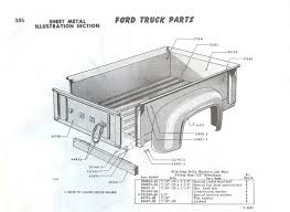 F150 Bed Dimensions by 56 F100 Bed Mounting Pads Ford Truck Enthusiasts Forums