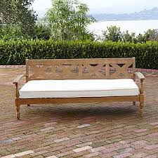 Maldives Deep Bench Outdoor and Patio Furniture Furniture