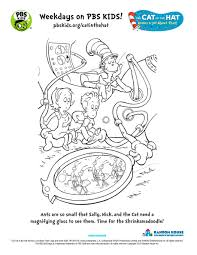 Ch Act Ant Coloring Print Jpg Mtime 20161217213315 In Cat The Hat Page