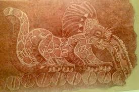 Jose Clemente Orozco Murales Y Su Significado by Teotihuacan Fragmento De Pintura Mural Arte Mexico Pinterest
