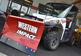 New Western Impact UTV Plow - Low Prices At AJ's Truck & Trailer ... Plows Spreaders Canopies And Attachments Broadcast Spreader Western Defender Snow Plow Dejana Truck Utility Equipment Ford Pickup Truck With Snow Plow Attached Stock Photo Royalty For Sale For Jeep Wrangler Youtube Snowdogg Pepp Motors Detail K2 The Storm Ii Elegant Chevy Trucks 7th And Pattison Wing Expanding Blizzard Fisher Stonebrooke Plows Small Trucks Best Used Check More At Salt Commercial 2008 F350 Mason Dump W 20k Miles