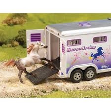Shop BREYER Stablemates Horse Crazy Truck And Trailer - Free ... Vintage Nylint Pressed Steel Stables Horse Trailer And Truck In Sleich Horses Club Playset With Friesian Farm Toys For Fun A Dealer Valley Ranch Pink Pick Up Amazoncom Tonka Hitchem Ups Pickup Games Toy Company Lone Star Stables Truck Horse Trailer 1866715550 Rescue Breyerhorsescom Breyer Stablemates Gooseneck Walmartcom Loading Mini In Car Drama At The Gmc Toy Trucks Wwwtopsimagescom Old Mechanical And Stock Photo Image Of 1965 Truck Horse Trailer Keep On Truckin Toys